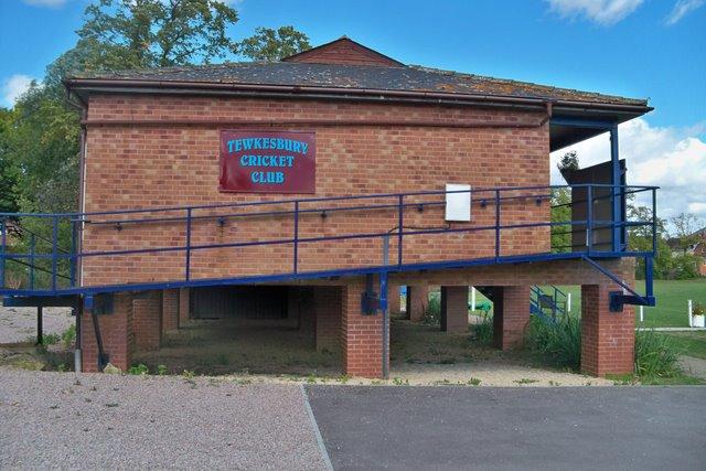 Cricket Pavilion - Tewkesbury