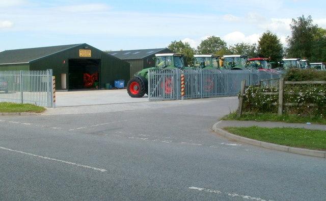 Tractors, Michael Burdge Limited, Yatton