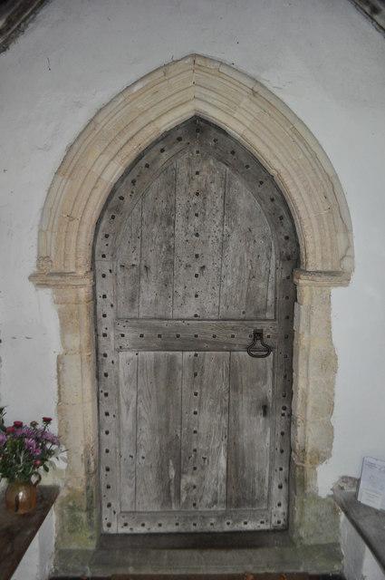 Bruisyard Church - Southern Doorway