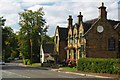SJ8045 : The Village &amp; Sneyd Arms by Glyn Baker