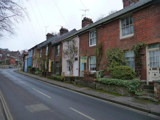 Winchester - Wharf Hill