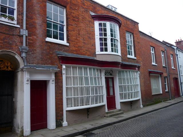 Winchester - Kingsgate Street