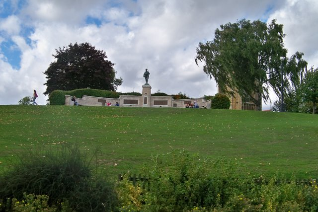 War Memorial - Evesham