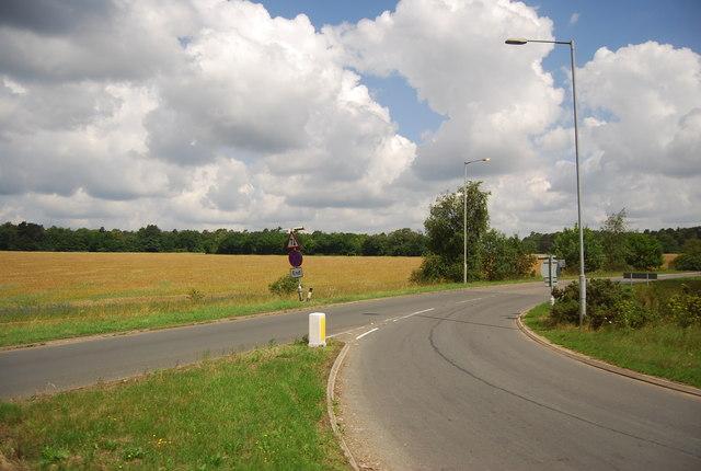 Thetford Rd (A1075)