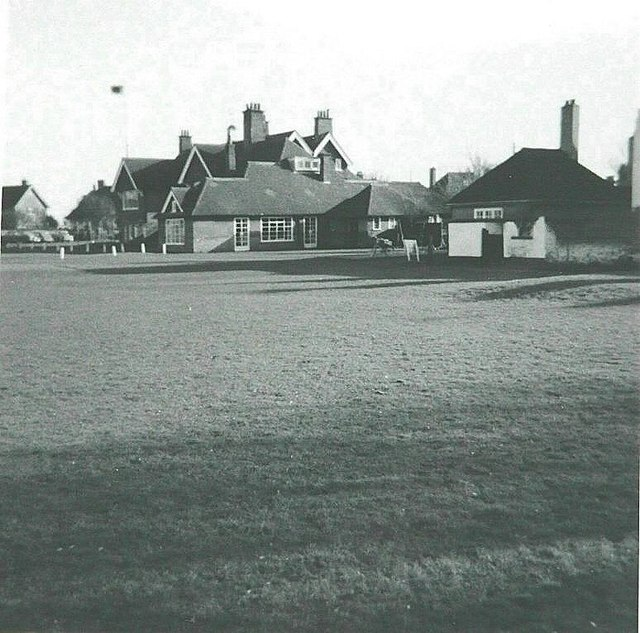 Littlestone Golf Club in 1972