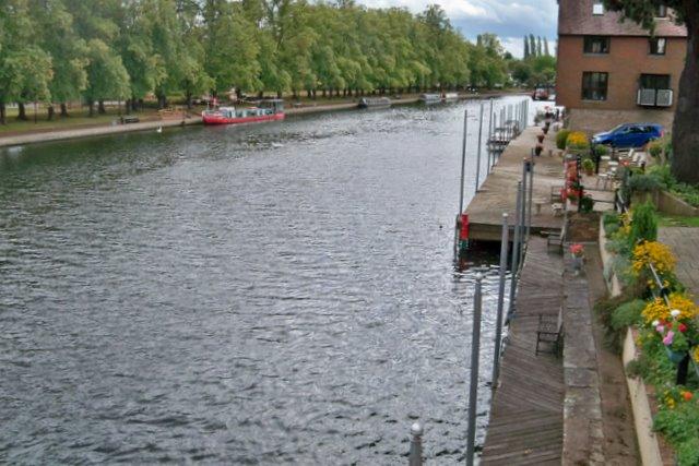River Avon - Evesham