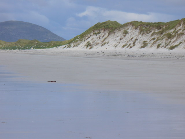 Berneray, West Beach