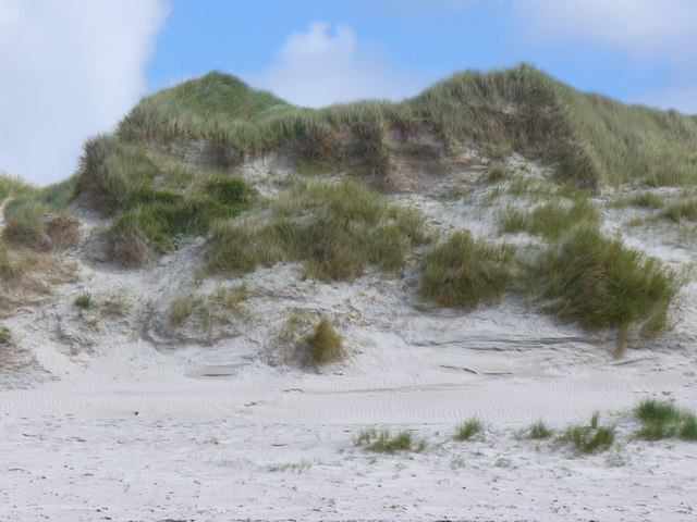 Sand Dunes, Berneray