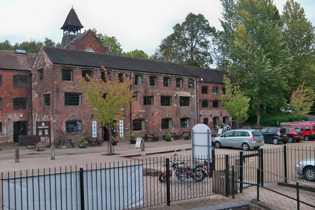 Coalport China Museum