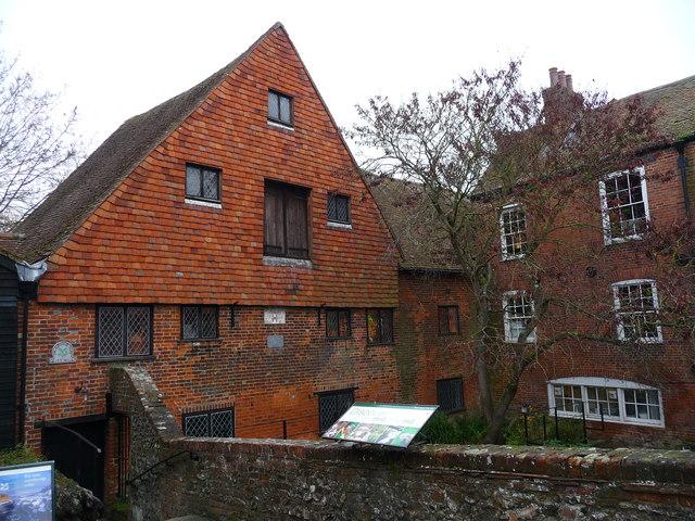 Winchester - Mill