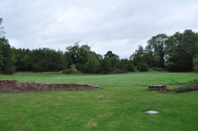 Site of Bruisyard Abbey