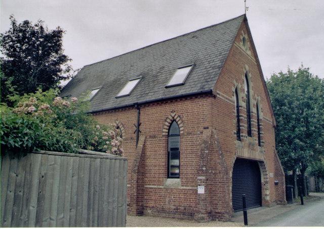 Former Cheriton Congregational Chapel