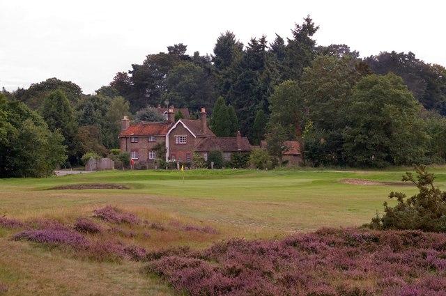 Heathfield Farmhouse