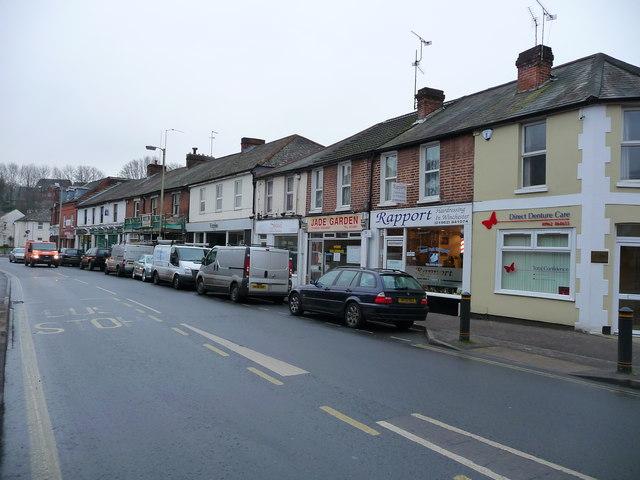 Winchester - Stockbridge Road