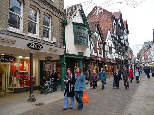 Winchester - High Street