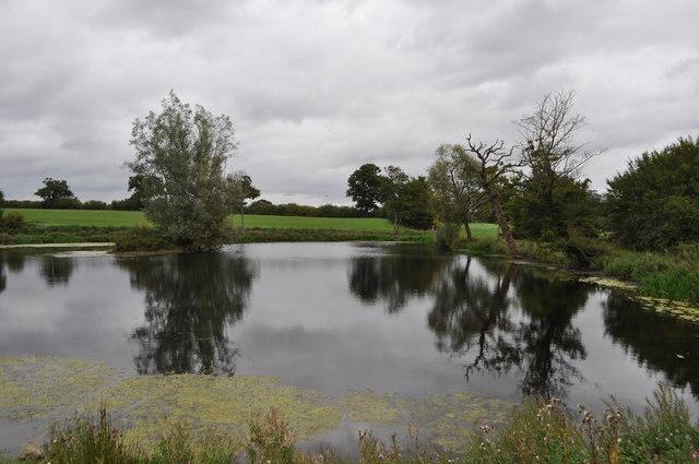 Abbey Fishing Lakes