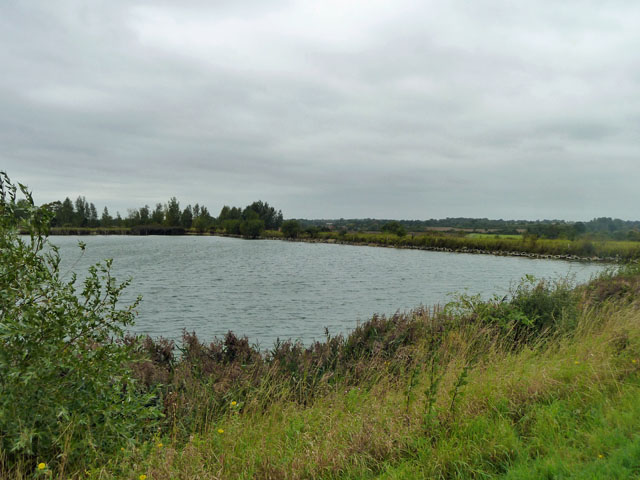 Reservoir, High Roding