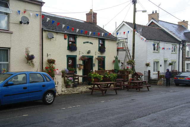 Masons Arms, Cilgerran