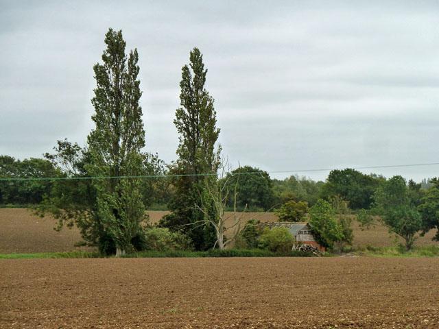 Barn at former Monk's Farm