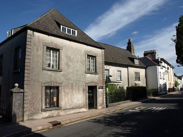 Former manor house, Brixham