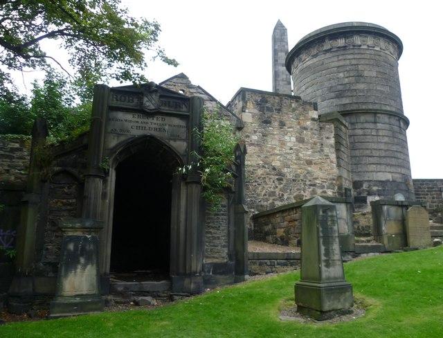 Old Calton Burying Ground