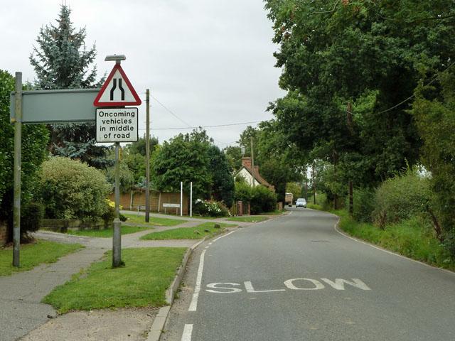 High Easter Road, Barnston