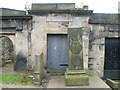 NT2673 : Daniel Stewart mausoleum, Old Calton Burying Ground by kim traynor