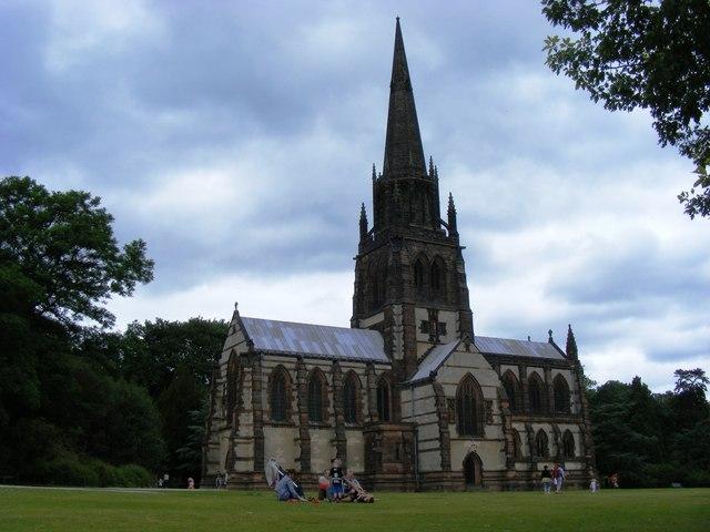 Church of St Mary the Virgin, Clumber Park