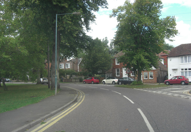 East Hill junction with Golden Square