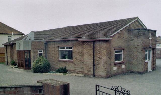 Andover St Andrew Methodist Church