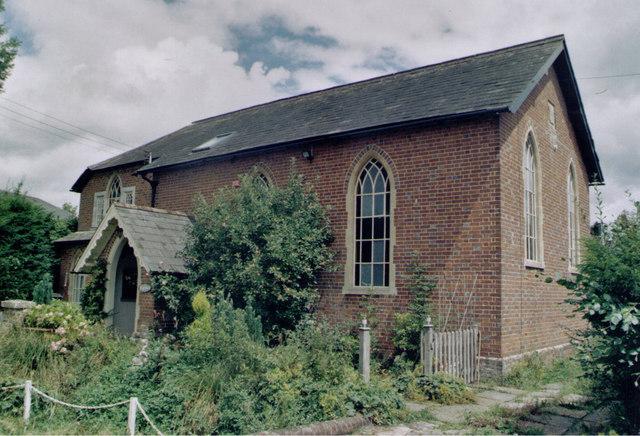 Former Longparish Methodist Chapel