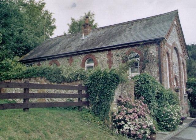Former Longstock Methodist Chapel