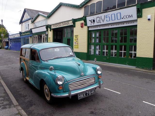 Morris Traveller, Ringwood