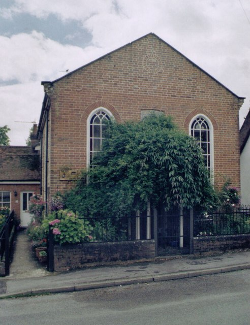 Former Wherwell Methodist Chapel