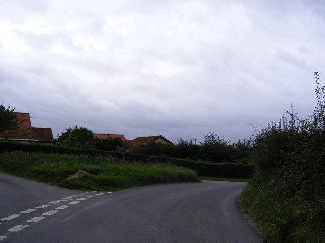 Framsden Road, Cretingham