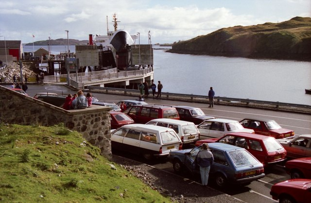 Tarbert ferry terminal