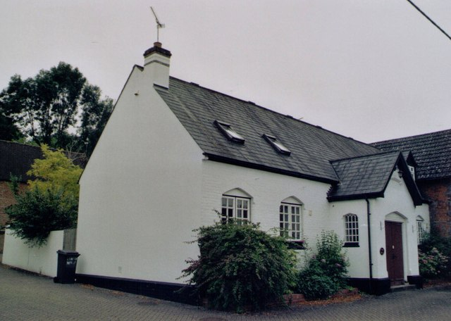 Waterloo Workman's Hall and former Chapel, Anna Valley