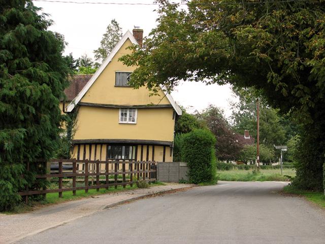 Goulders Farm (farmhouse), Wingfield