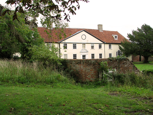 Wingfield College in Church Road, Wingfield