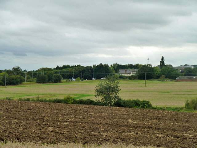 View across the Chelmer valley