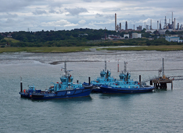 Fawley Marine Terminal