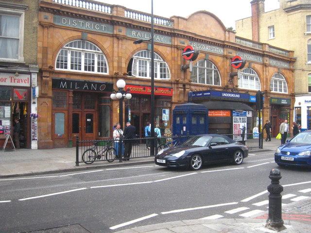 Earl's Court underground station