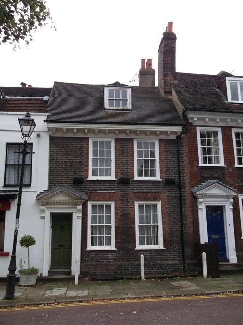 No.2 Prospect Row, Brompton