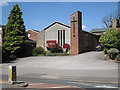 SP2482 : Meriden Methodist Church, Main Road  by Robin Stott