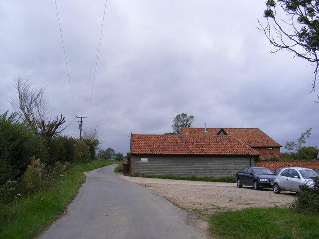 Bird's Lane & High House Farm & Deben Valley Equine Veterinary Clinic