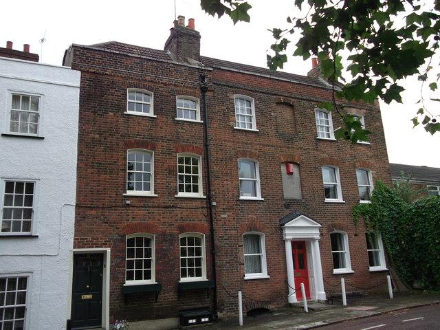 No.19 and No.20 Prospect Row, Brompton