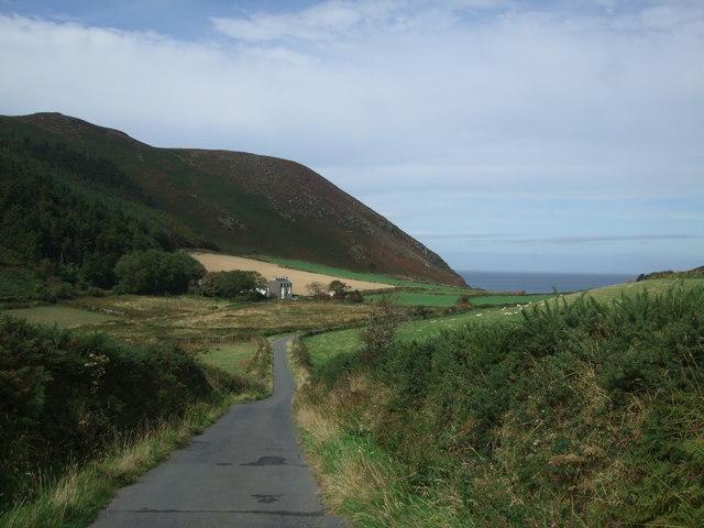 Road to Fleshwick Bay