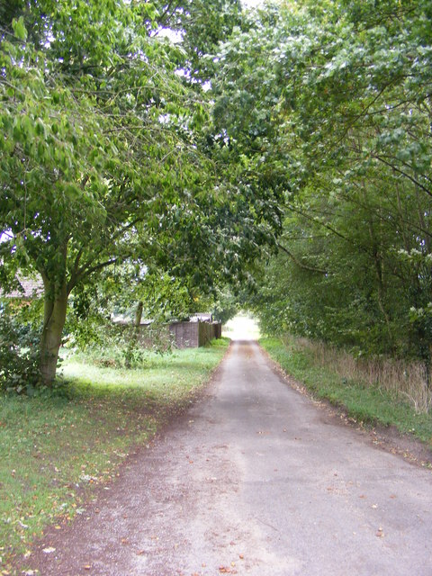 Church Road, Framsden