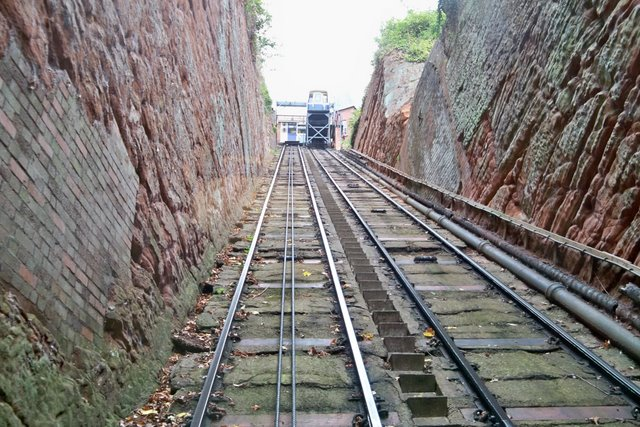 Cliff Railway - Bridgnorth
