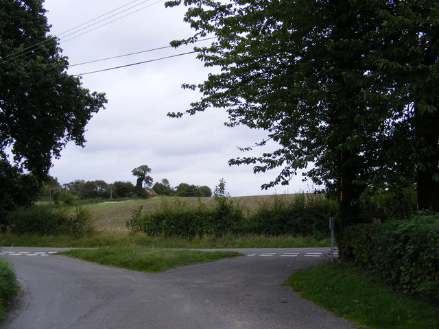 Church Road, Framsden